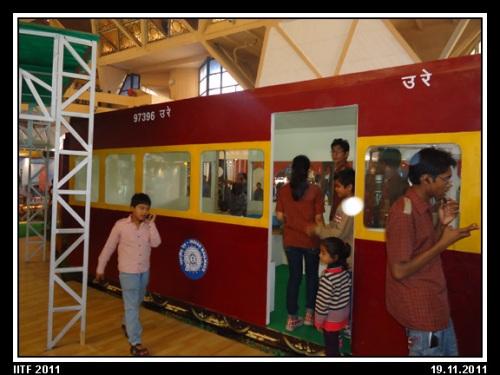 Bhartiya Rail IITF 2011